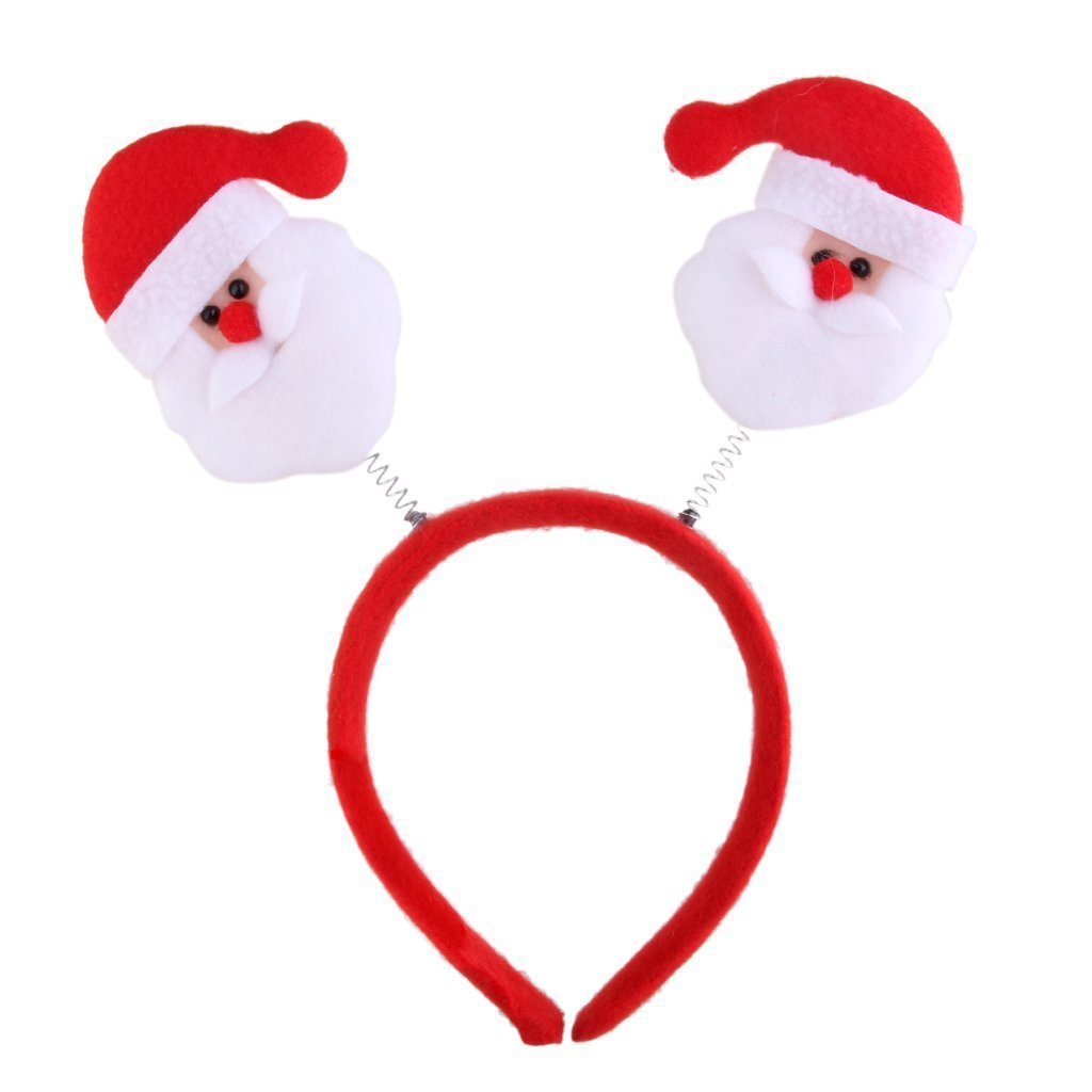 Santa Claus Christmas Hairband