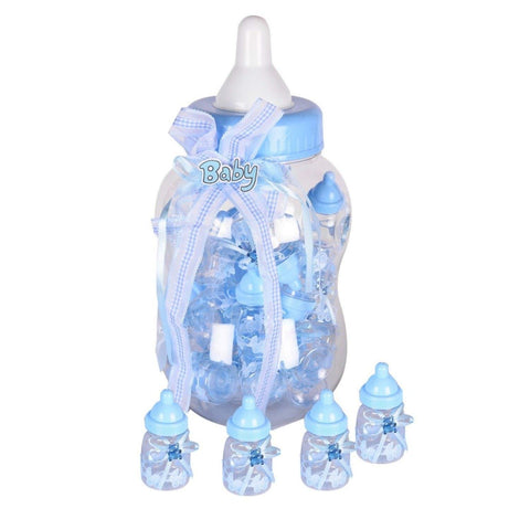 Milk Bottle Shape Mini Bottles 30pcs Set