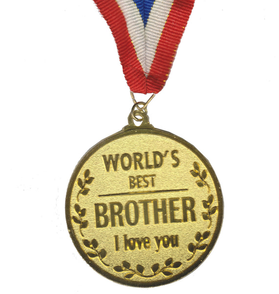 Atpata Funky World's Best BROTHER Gold Medal