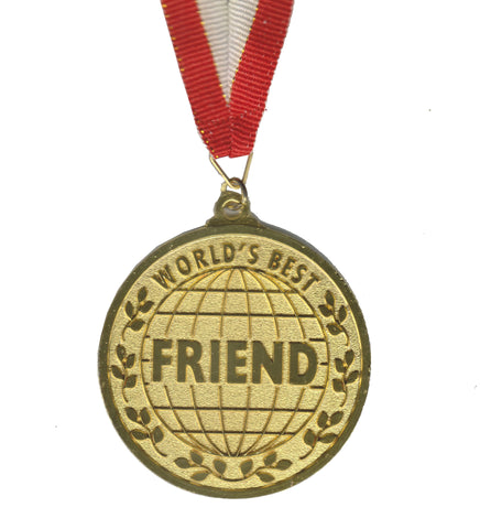 Atpata Funky World's Best Friend Gold Medal