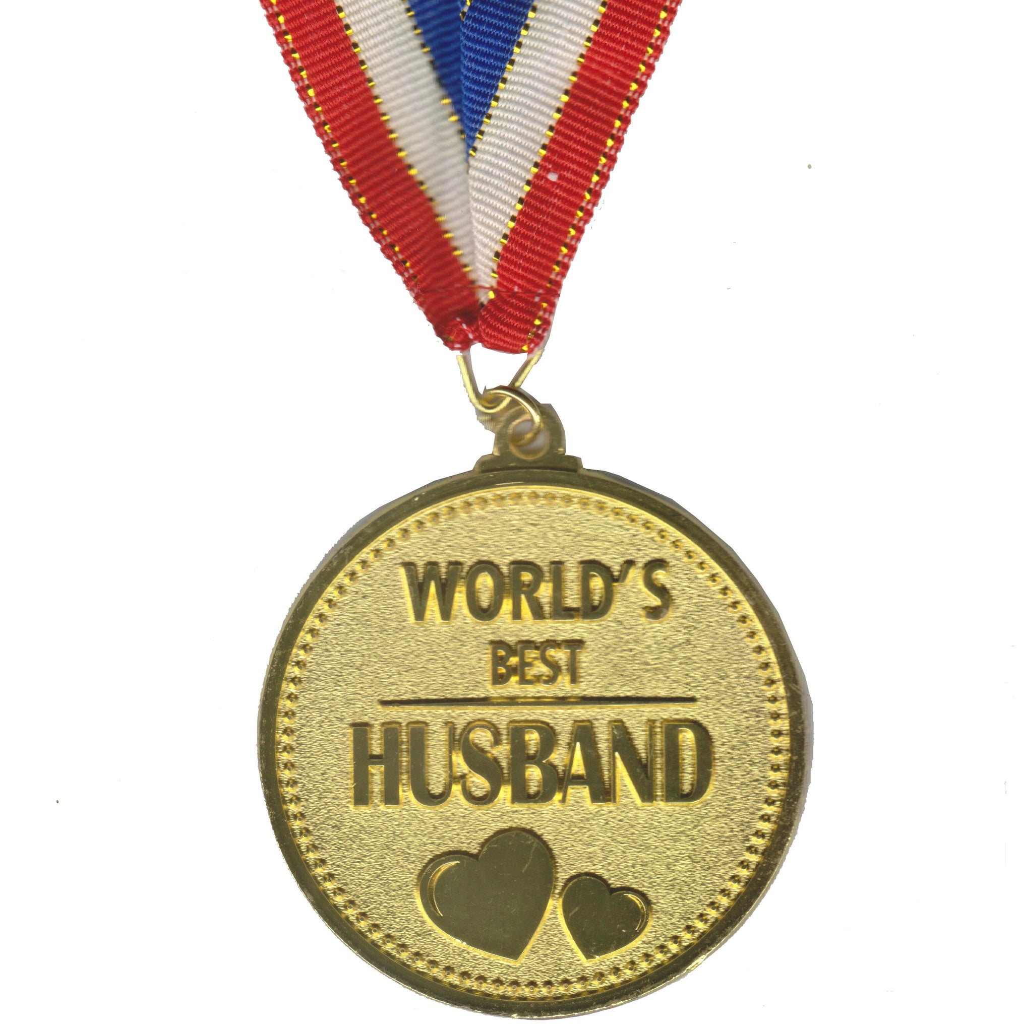 Atpata Funky World's Best HUSBAND Gold Medal