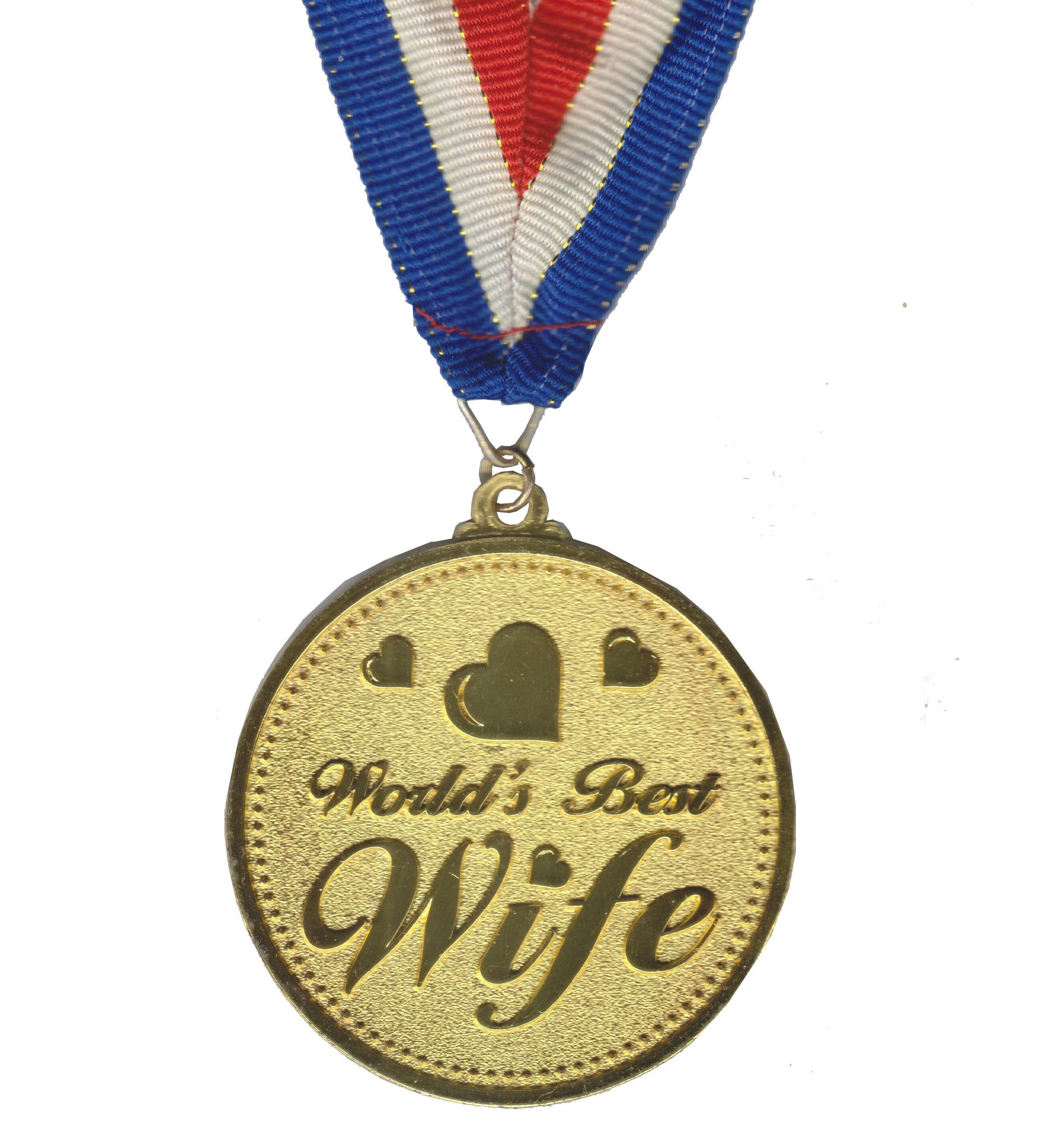 Atpata Funky World's Best WIFE Gold Medal