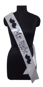 Mr. Right Sash