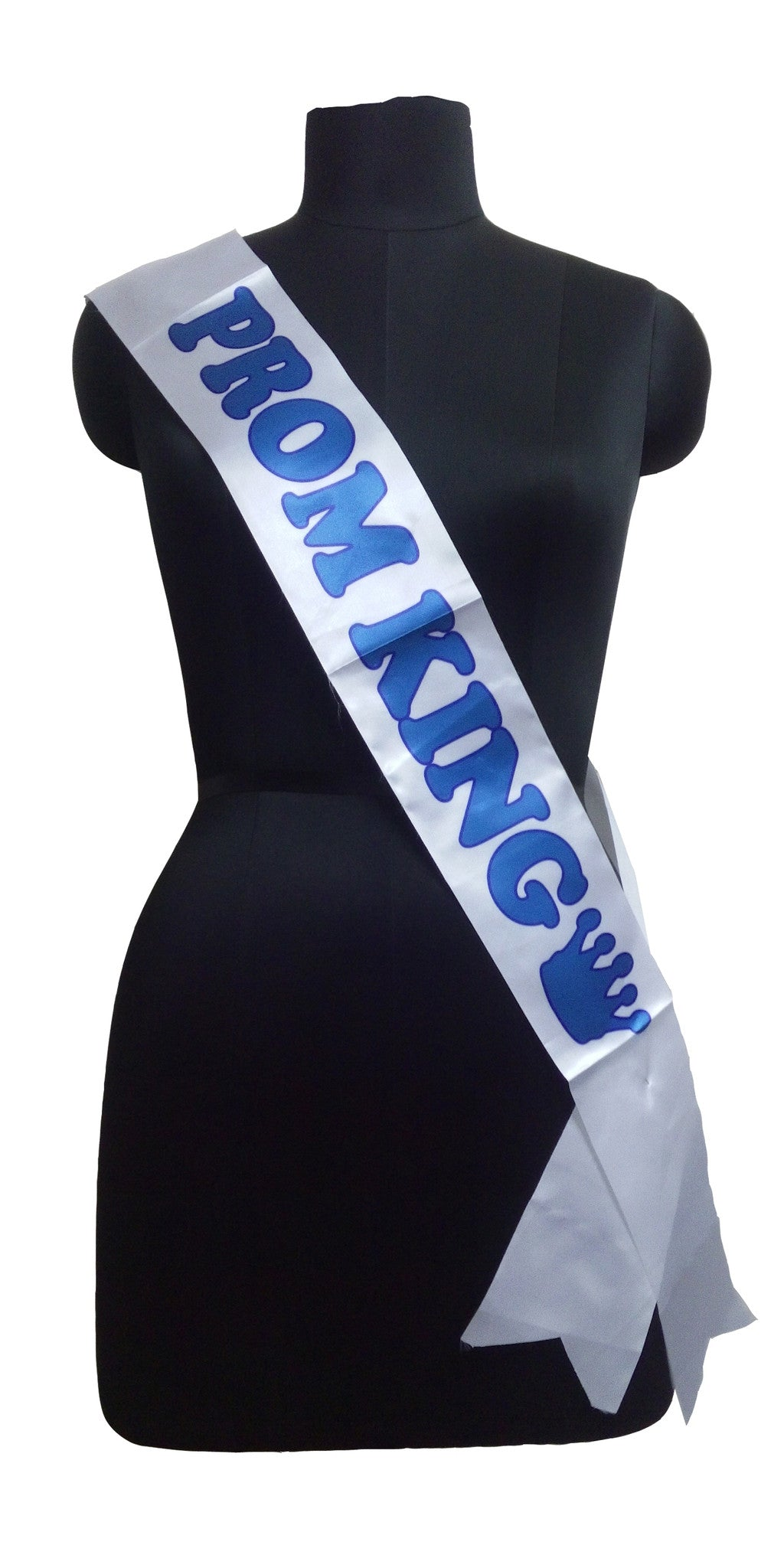 Sash - Prom Night - Prom King Sash