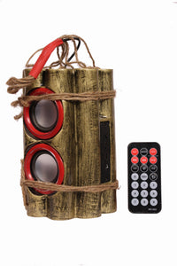 Bomb Designer Wireless Home Audio Speaker