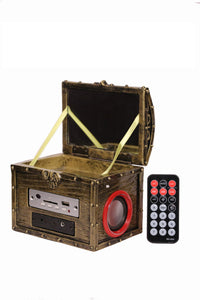 Treasure Box Designer Wireless Home Audio Speaker