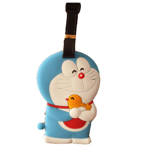 Doraemon Luggage Tag