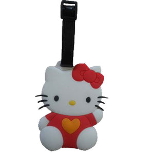 Hello Kitty Luggage Tag