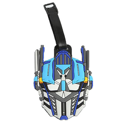 Transformer Luggage Tag