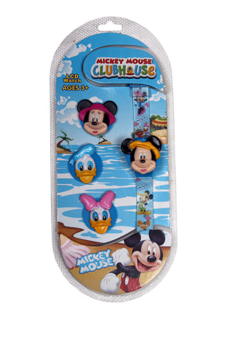 Mickey Mouse Clubhouse Theme Kids Watch