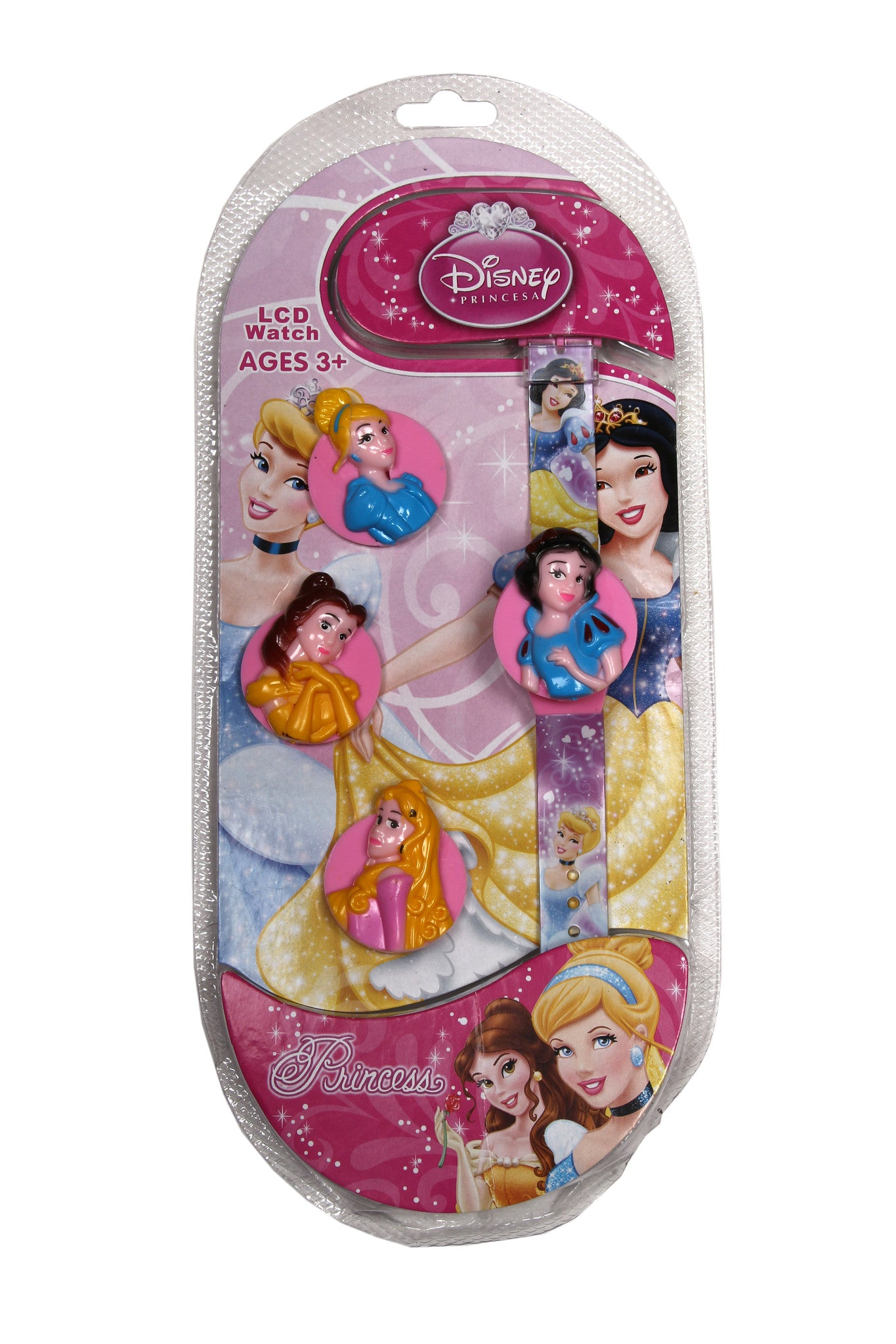 Princess Theme Kids Watch