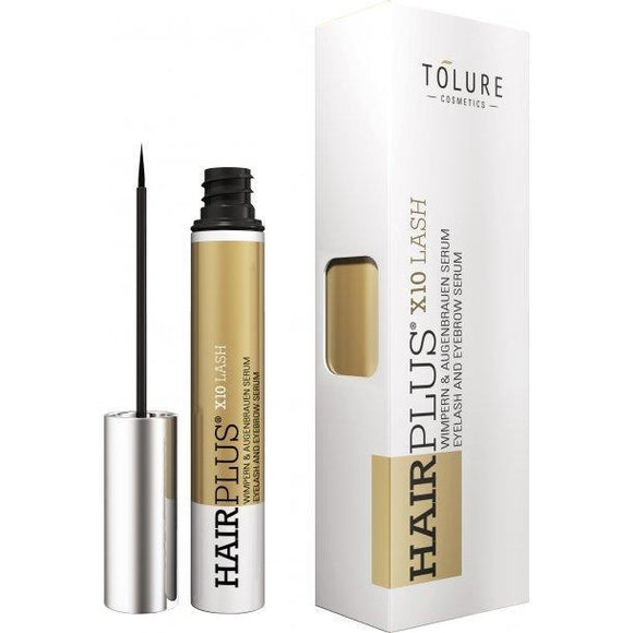 Tolure hair plus X10 serum - til gravide og ammende
