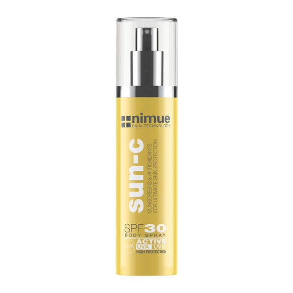 Nimue Sun Protection SPF 30, Body Spray