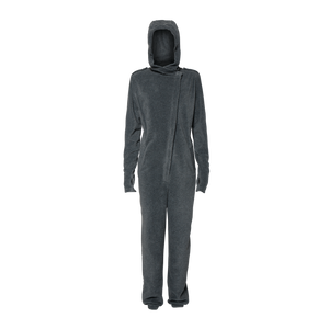 KARMAMEJU -  COTOPAXI / FLEECE PANTSUIT COLOUR / Grey Str. Small