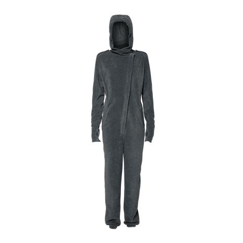 KARMAMEJU -  COTOPAXI / FLEECE PANTSUIT COLOUR / GREY