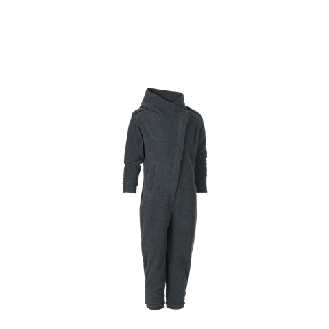MAKALU / FLEECE PANTSUIT KIDS COLOUR / GREY