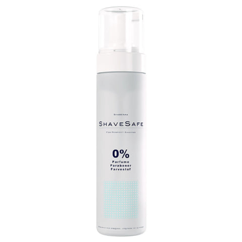 ShaveSafe barberskum - Normal Hud 200 Ml.