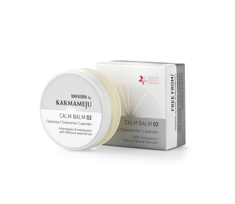KARMAMEJU -  CALM BALM 02 - TRAVEL SIZE