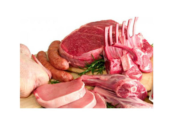 Meat & Veg Packs