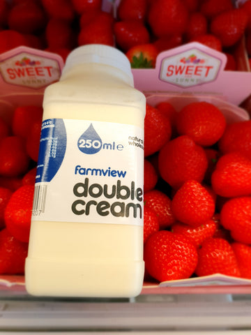Fresh Double Cream