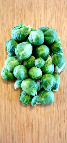 Fresh Local Brussel Sprouts