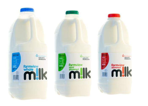Semi-Skimmed Milk
