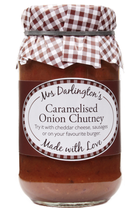 Mrs Darlingtons Caramelised Onion Chutney