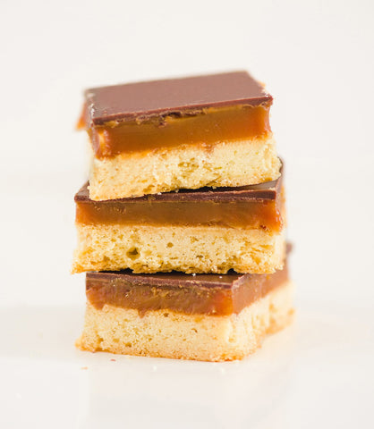 French Village Small Caramel Slice Slab