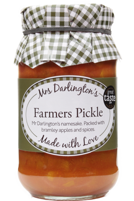 Mrs Darlingtons Farmers Pickle