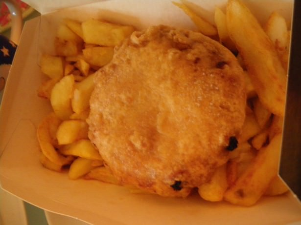 Belfast Chip Shop Pasties