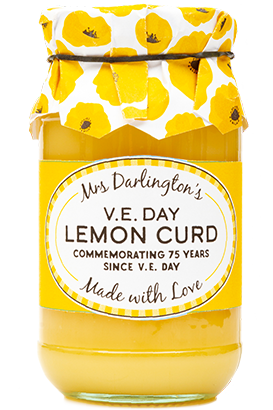 Mrs Darlingtons Legendary Lemon Curd