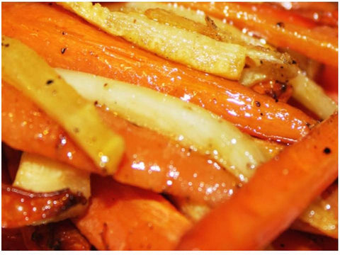Glazed Carrot and Parsnip 400g