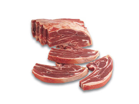 Lamb Shoulder Chops 1 kg - frozen