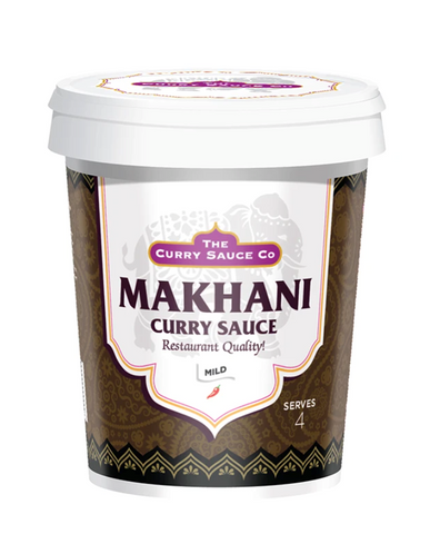 Makhani Curry Sauce