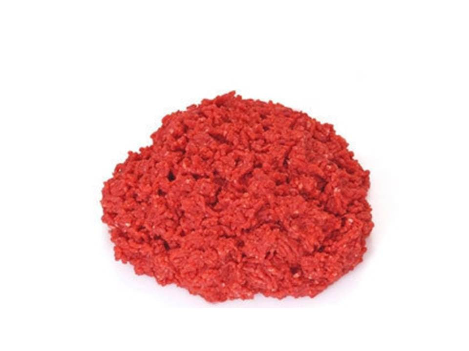 1kg Fresh 95% lean Mince Steak