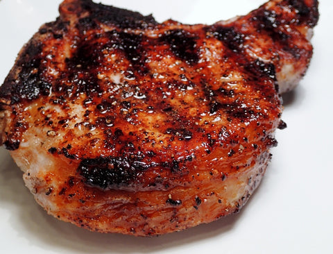 Peppered Pork Chops x 10