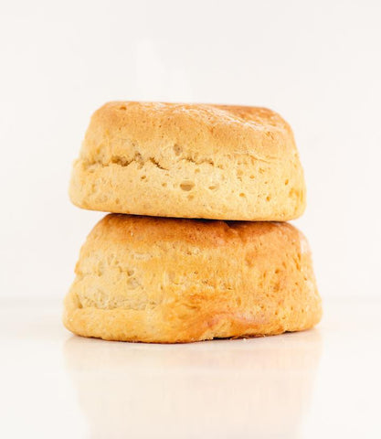 French Village Buttermilk Plain Scones - 2 pack