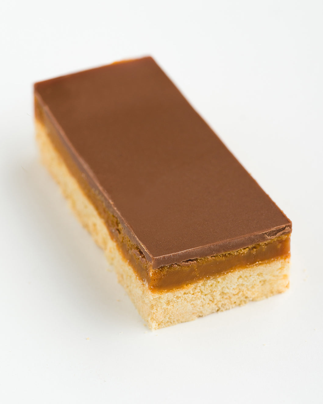 French Village Caramel Slice Tray (20-24 Portions)