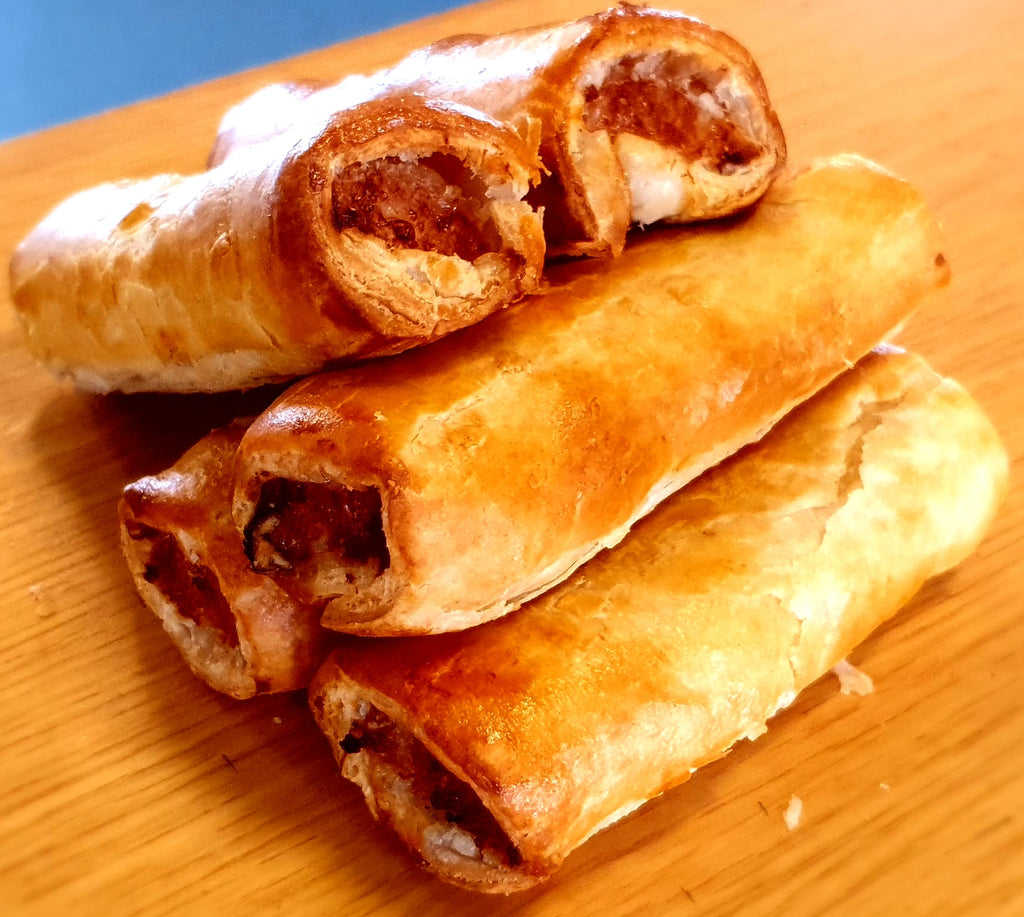 Large Gourmet Sausage Roll - 2 pack