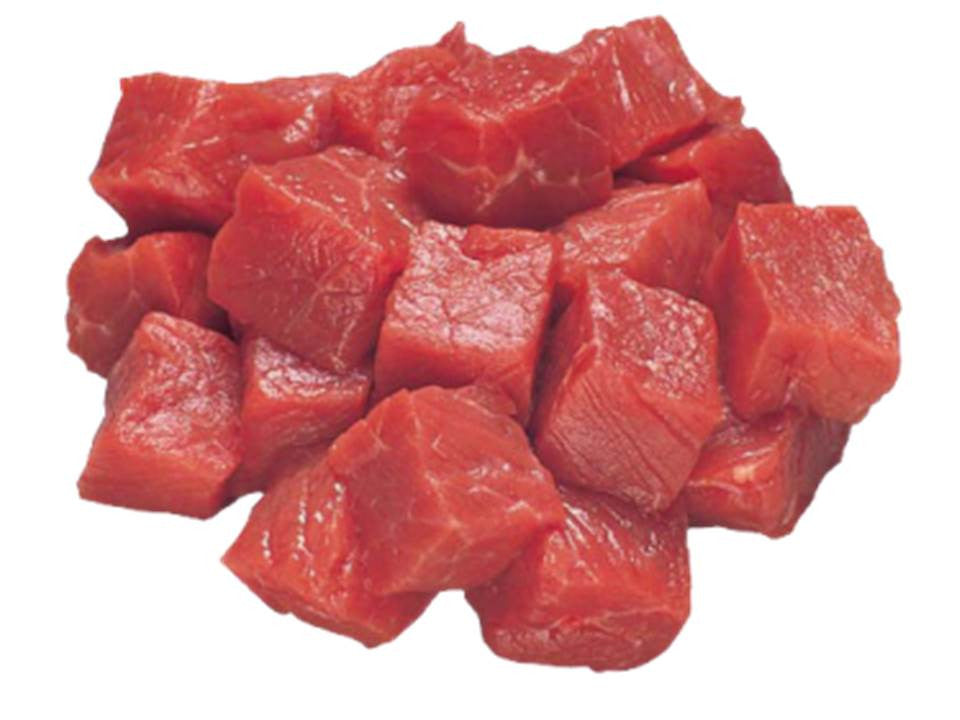 Steak Pieces 1kg