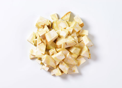 Diced Turnip 350g