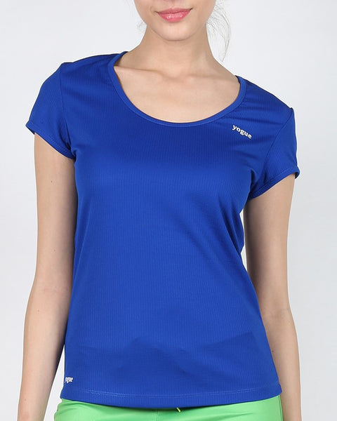 Yogue Women Neck Round T-Shirt