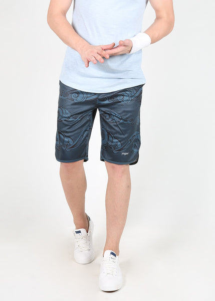 Yogue Dark Grey Shorts