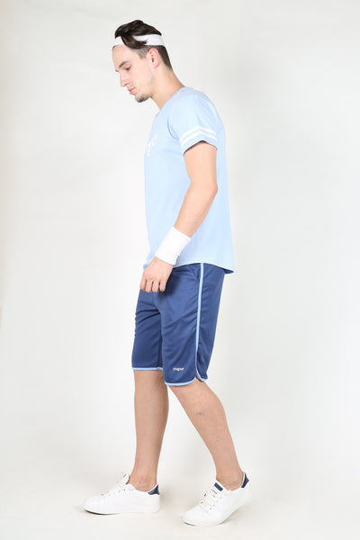 Yogue Blue Shorts