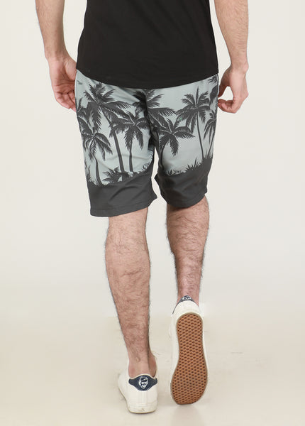 Grey Beach Shorts
