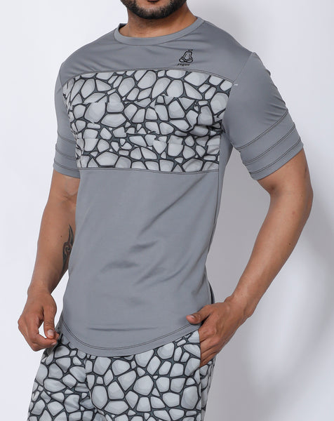 Grey Stonewall T-Shirt