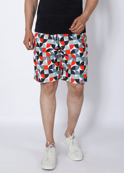 Quarter Circles Boardshorts