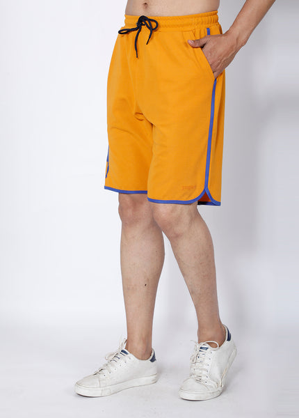 Yellow Football Shorts