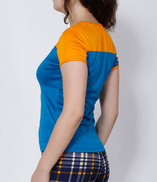 Blue Orange T-Shirt