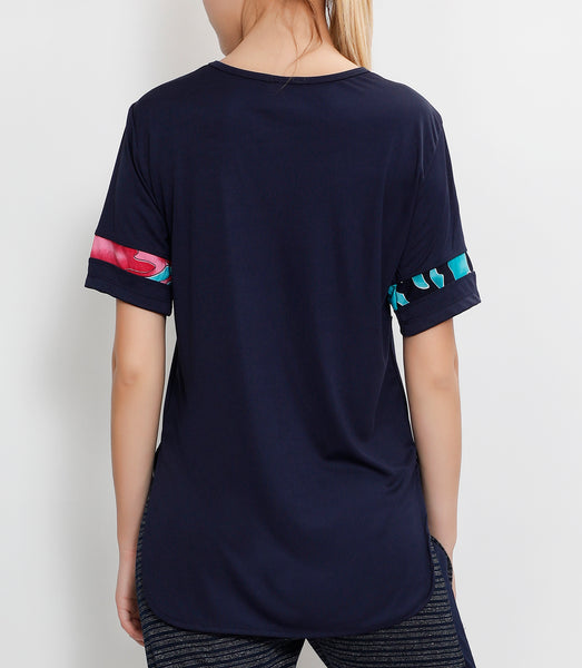 Color Palette Long T-Shirt